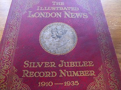 The Illustrated London News 1935 Silver Jubilee King George V & Queen Mary