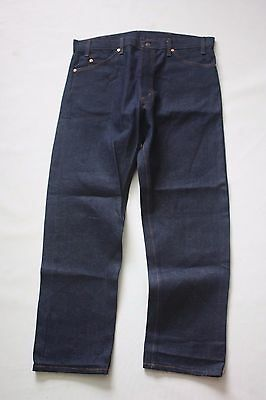 NWOT Vintage Levi's 20505 0217 straight leg jeans size 38x30 Made in USA
