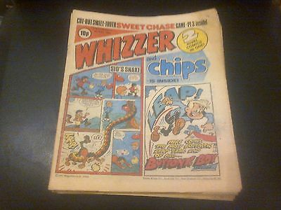 13 Whizzer And Chips Comics