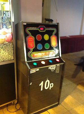 coin operated gaming