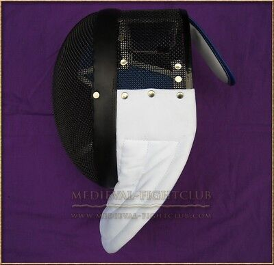 Fencing Epee Mask WMA protective face mask 350N MEDIUM