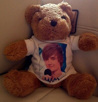 ONE DIRECTION Liam Payne T SHIRT FOR A TEDDY BEAR OR DOLL dolls' clothes 1D