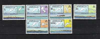 Anguilla. Outer Islands 1979 Mnh