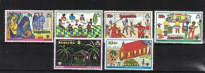 Anguilla.year Of The Child 1979 Mnh