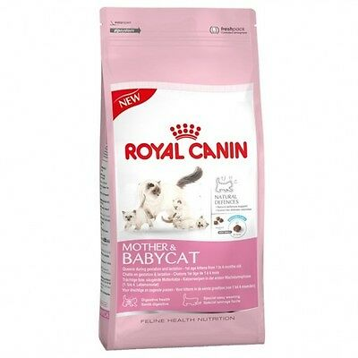 Royal Canin Mother & Babycat Pienso para Gatos, Comida Gatitos y Alimento Ga