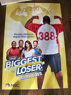 NBC The Biggest Loser TV Series Poster