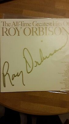 The All-Time Greatest Hits Of Roy Orbison Dbl Vinyl Record LP MNT67290 1972 UK