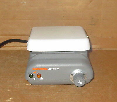 Corning PC-200 Laboratory Lab  Hot Plate HotPlate Works Great