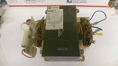 ONEAC power conditioner, 100 to 240 V input, 120 / 240 V output, # 009-760, used