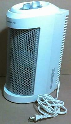 NEW Bionaire BAP706-CN 99.97% True HEPA Tower Air Purifier w Filter, White $104