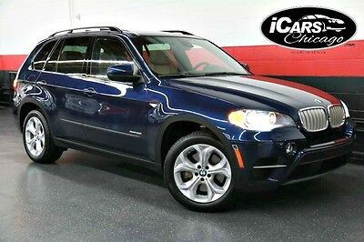 2011 BMW X5 xDrive50i Sport Utility 4-Door 2011 BMW X5 50i Sport Navigation Active Steering Adaptive Drive Panoramic Roof!!
