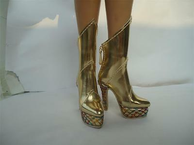 Shoes for Gen-2 Sybarite doll (046)