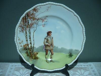 Royal Doulton England Series Ware 'orlando' Large Dinner / Rack Plate - Gc