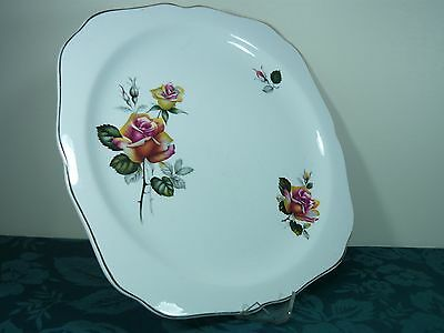 Lord Nelson Pottery Plate
