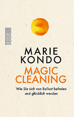 Magic Cleaning, Marie Kondo