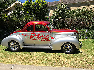 1938 ford.DELUXE business coupe hotrod