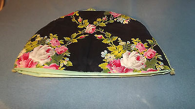 Handmade Floral Two Slice Toaster Cover Nice  Free US Shipping U128A