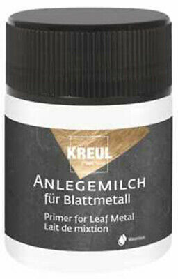 KREUL Anlegemilch Home Design ART DECO 50 ml Blattgold Vergolden