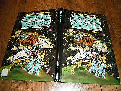 Star Wars 1979 Annual - Carrie Fisher Chewbacca Harrison Ford George Lucas R2-D2