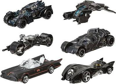 Auto Hot Wheels Veicoli 1:64 Batman Assortiti Mattel Dfk69