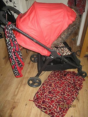 Pushchair - Mamas and Papas Armadillo