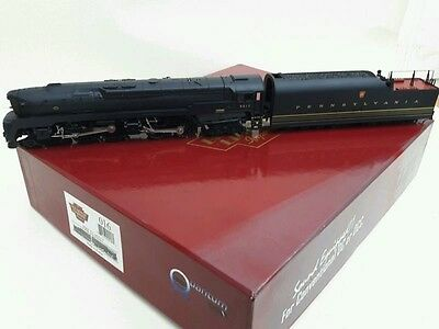 Broadway Limited Imports PRR T-1  Duplex HO scale with Quantum sound