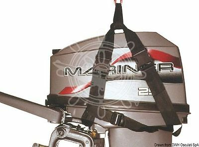Osculati Outboard Caddy Heavy Duty 30hp