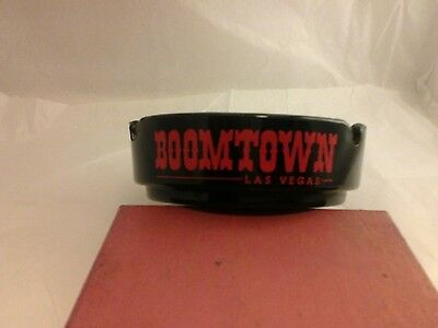 1 Boomtown Casino  Ashtray Used