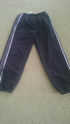 boys tracksuit trousers age 11-12 bnwt