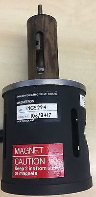 English Electric Valve Co Magnetron Type MG5294