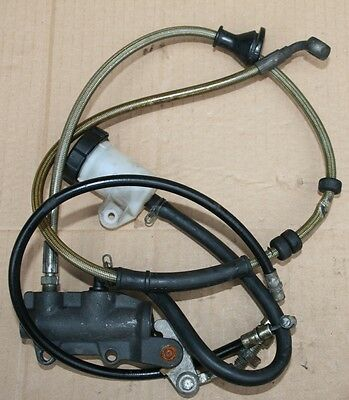 Piaggio Typhoon 125 2T 1998 98 Front Brake Master Cylinder Brakes Fast Uk Post
