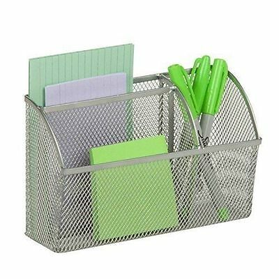 Honey-Can-Do OFC-03304 Magnetic Organizer Bin