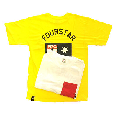 Fourstar Cliche Andrew Brophy Men's Pocket Tshirt - CLEARANCE SRP £23