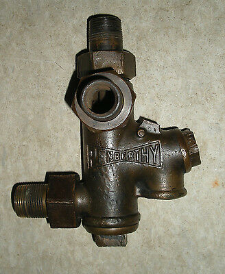 """Penberthy 3/4"""" injector B22 for steam engine boiler feed water"""