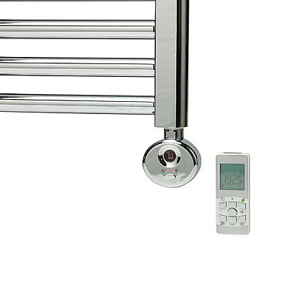 Electric Thermostatic Adjustable Heating Element for Towel Rails and Radiators