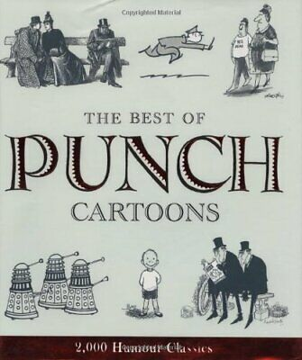 The Best of PUNCH Cartoons by Helen Walasek Hardback Book The Cheap Fast Free