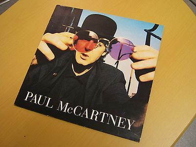 Paul McCartney - My Brave Face EP Record (record mint, sleeve excellent)