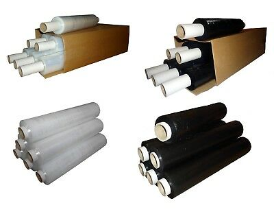 Cheapest Pallet Wrap Shrink Film Special Offer Apl Clear Black 23 25 34 Micron