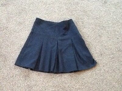 girls blue school skirt from next age 13