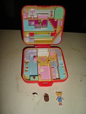 Mini Polly Pocket Vintage Be Une Personnage Chat Chien