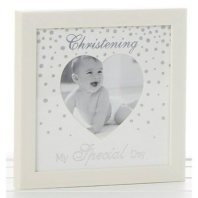 Baby boy girl christening photo picture frame my special day gift present new