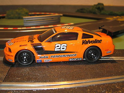 """Brand New Boxed Ninco (Scalextric) Ford Mustang """"valvoline"""" Racing Car"""