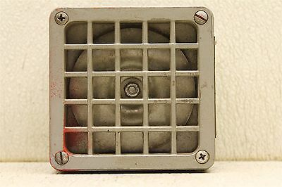 Federal Sign and Signal Corp. 350 Vibratone Horn Vibratory Electric Horn 120V .1
