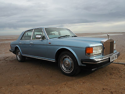 1988 Rolls Royce Silver Spirit 46k !! lovely classic investment,excellent drive