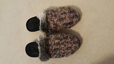 womens slippers UK size 6