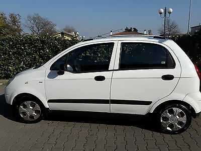 Chevrolet Matiz 800 GPL Eco Logic 2009