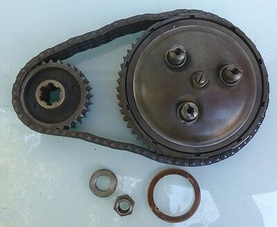 1966 on BSA MOTORCYCLE A65 A50 CLUTCH & PRIMARY SPITFIRE HORNET THUNDERBOLT MORE