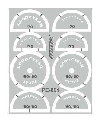Stencil for 1/20 tyres