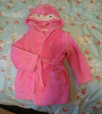 babys dressing gown 12-18 months