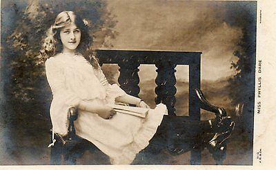 Miss Phyllis Dare   posted 1905